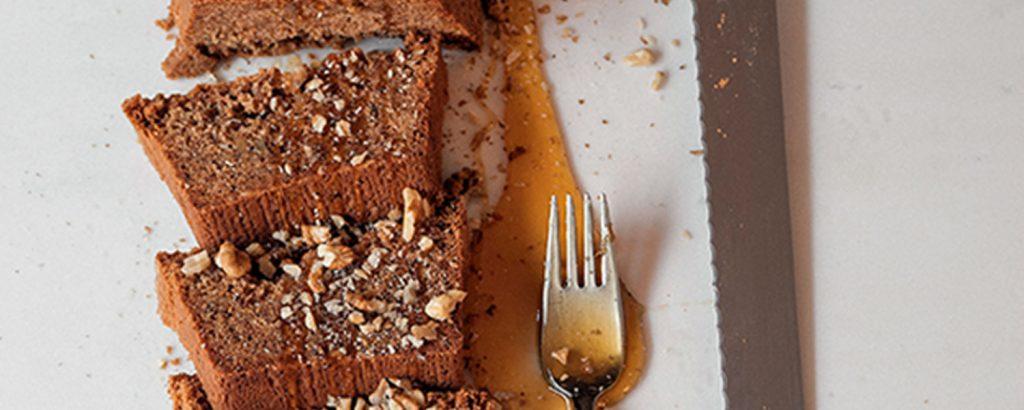 Κέικ-μελομακάρονο