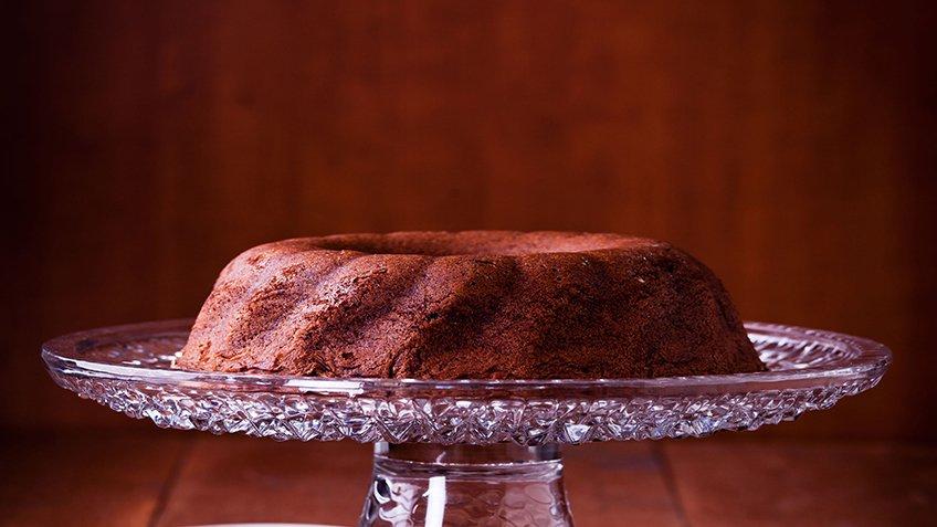Κέικ σοκολάτας light