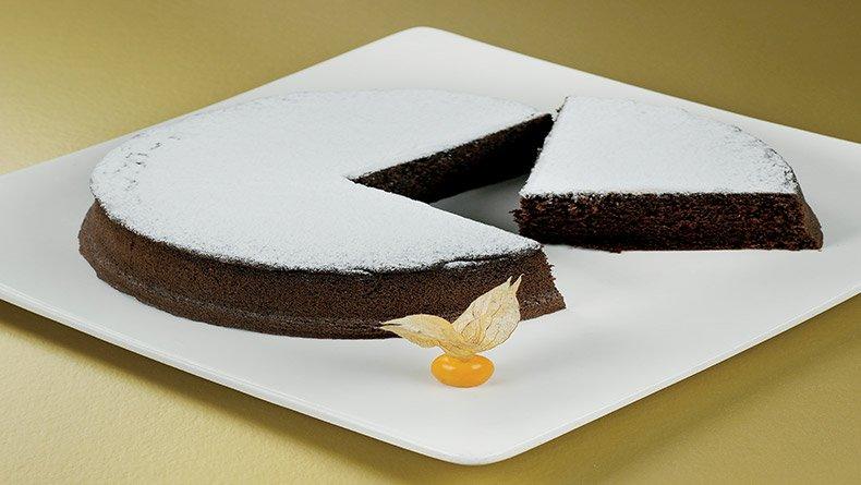 Κέικ σοκολάτας «σύννεφο»