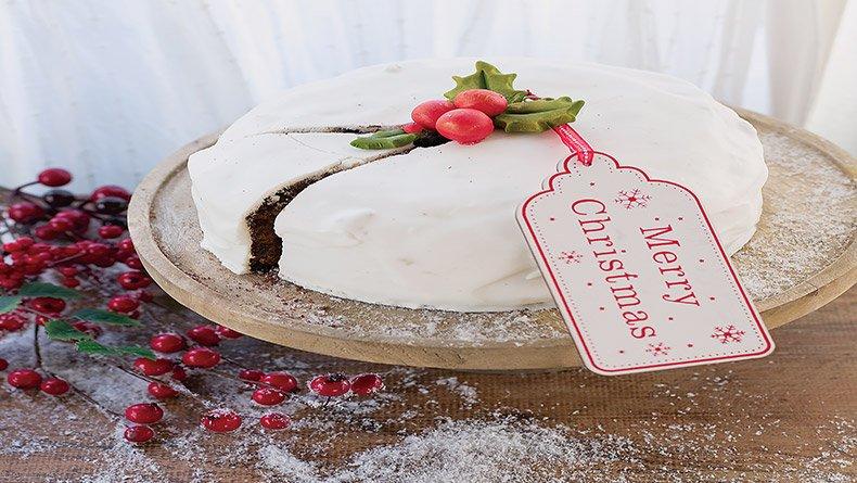 Κέικ Χριστουγέννων (Christmas cake)