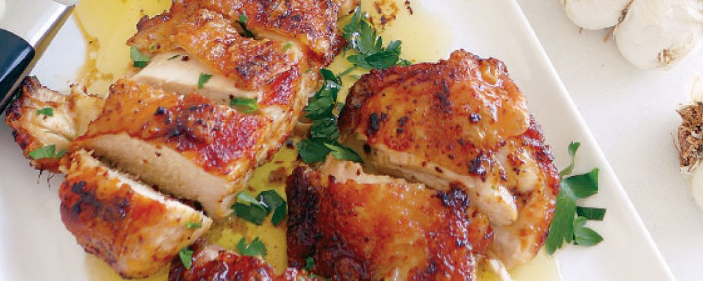 Κοτόπουλο με βούτυρο (Ιταλία)