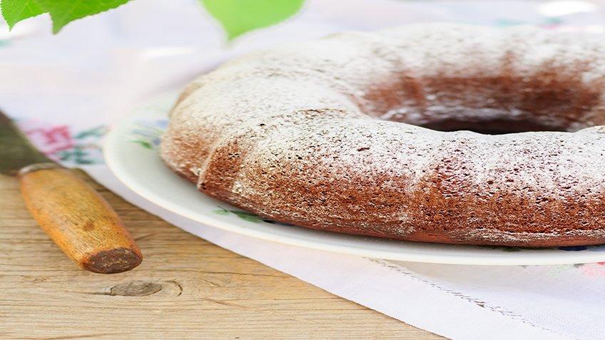 Κλασικό κέικ βανίλια