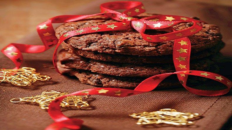 Cookies πραλίνας