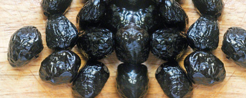 Ελιές µαύρες