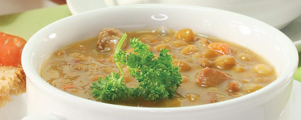 Φακές σούπα Κρήτης