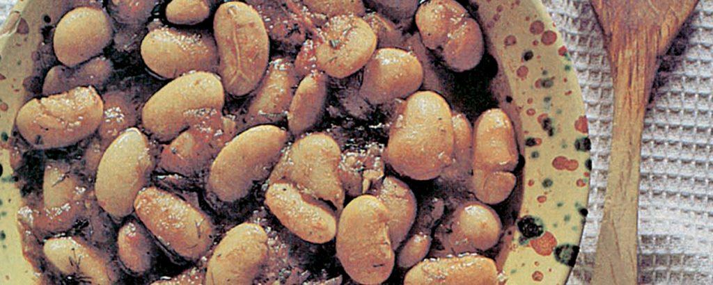 Φασόλια γίγαντες φούρνου