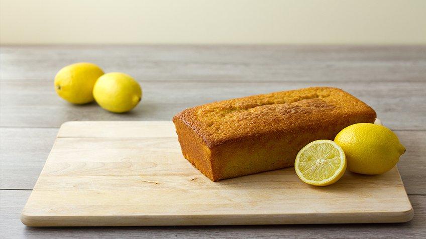 Γαλλικό κέικ λεμόνι