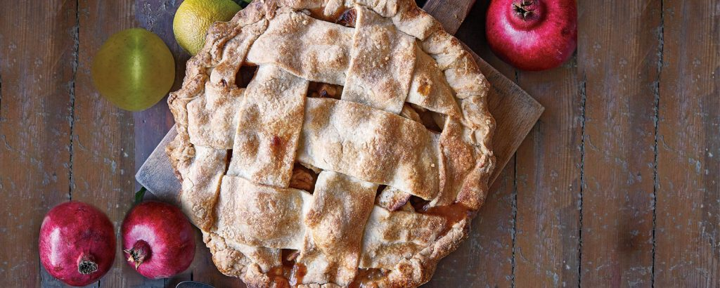 North American Style Apple Pie