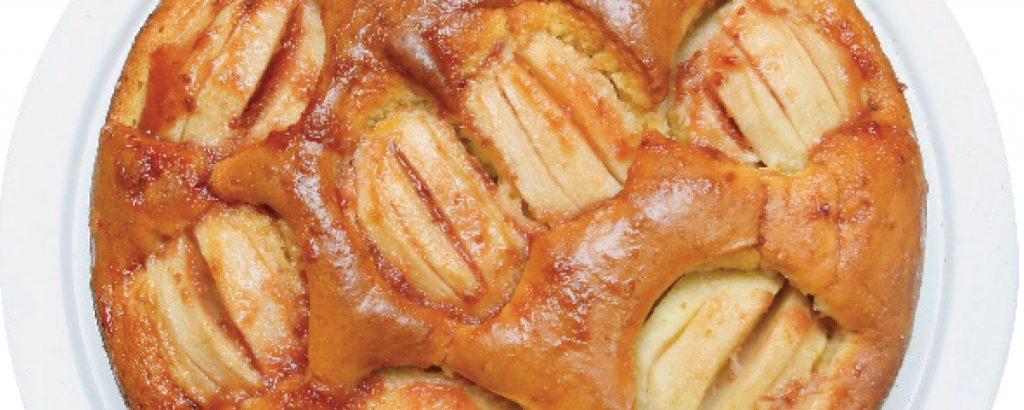 Κέικ µήλου