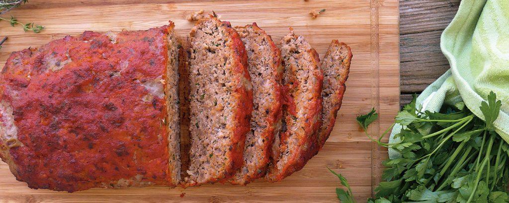 Meat loaf – Το κλασικό ρολό με κιμά