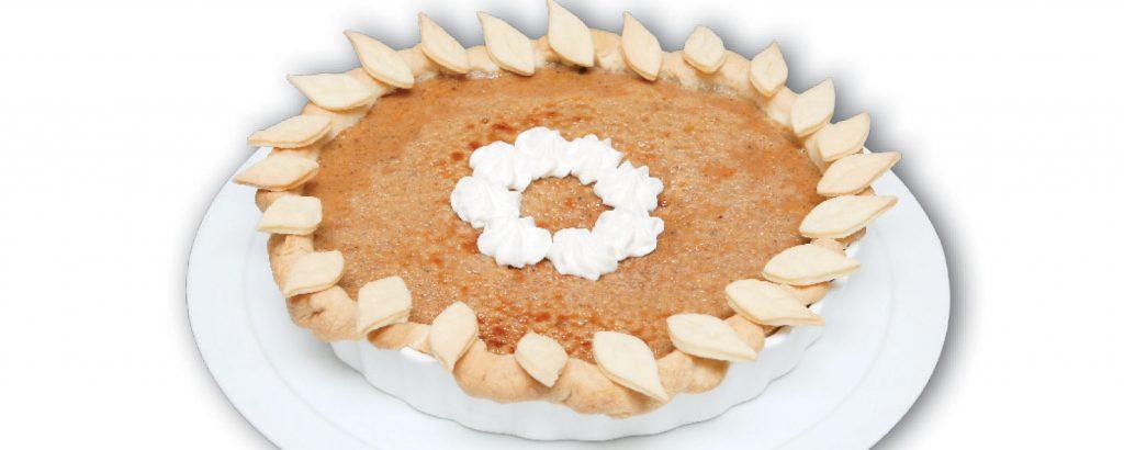 Κολοκυθόπιτα (Pumpkin Pie)