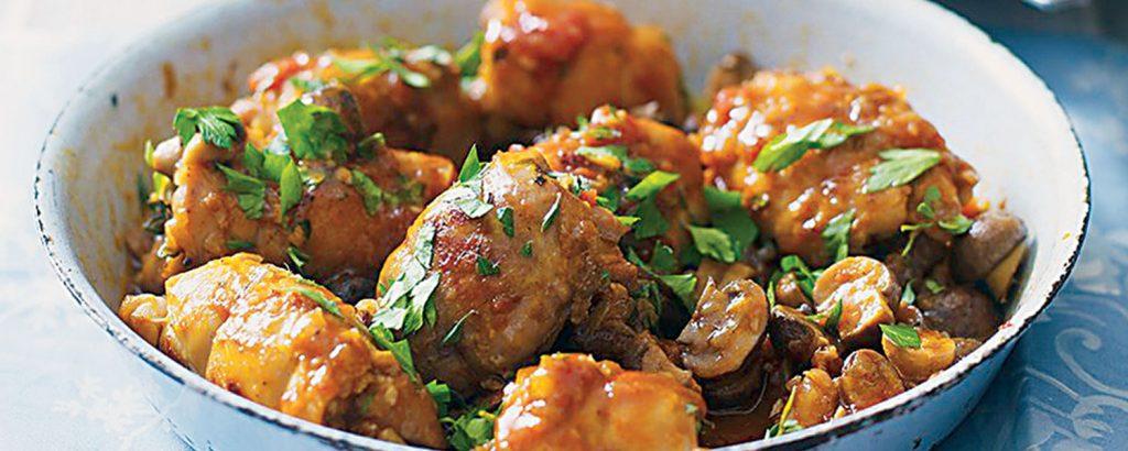 Κοτόπουλο σασέρ