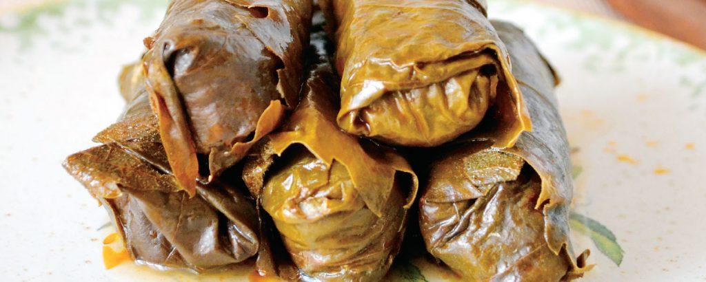 Ντολμαδάκια (κουπέπια)
