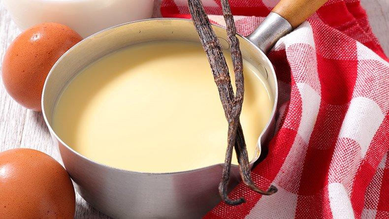 Κρέµα πατισερί (ζαχαροπλαστικής)