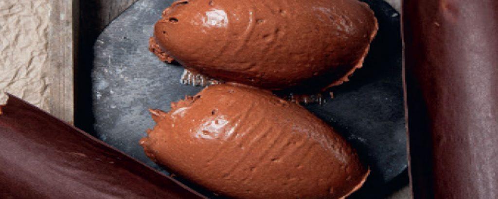 Κρέμα σοκολάτας με κρασί πόρτο