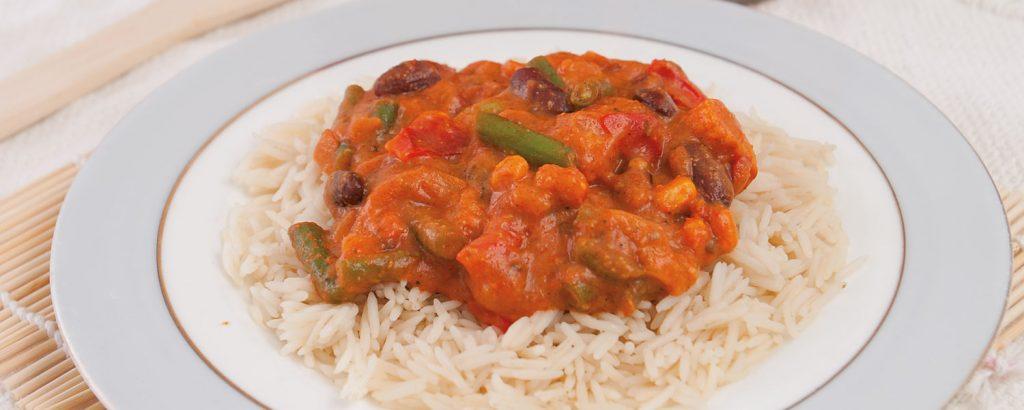 Λαχανικά Τίκα Μασάλα