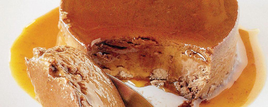 Μεξικάνικη κρέμα καραμελέ (με σοκολάτα)