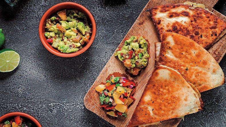 Μεξικάνικα Quesadillas