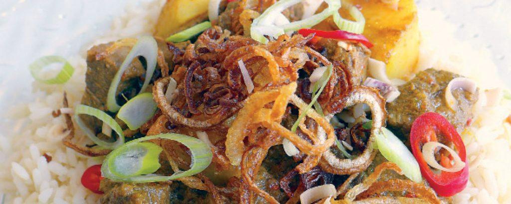 Κάρι με μοσχάρι και πατάτες - Ινδονησία