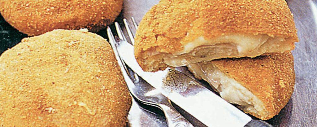 Μοτσαρέλα ιν καρότσα
