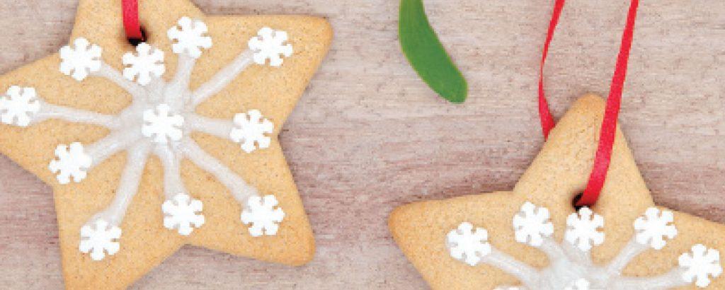 Μπισκότα για το δέντρο