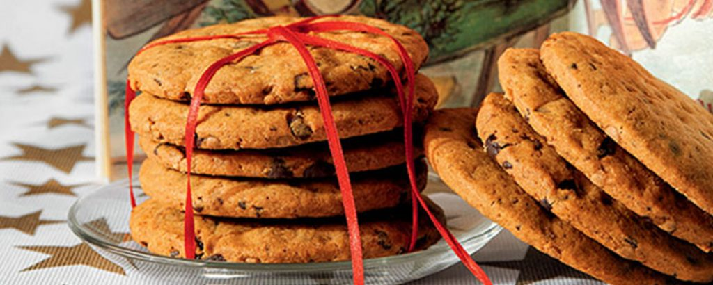 Τα μπισκότα του Αϊ-Βασίλη