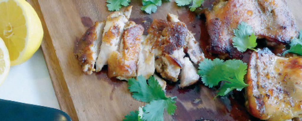 Μπουτάκια κοτόπουλου με 2 τρόπους