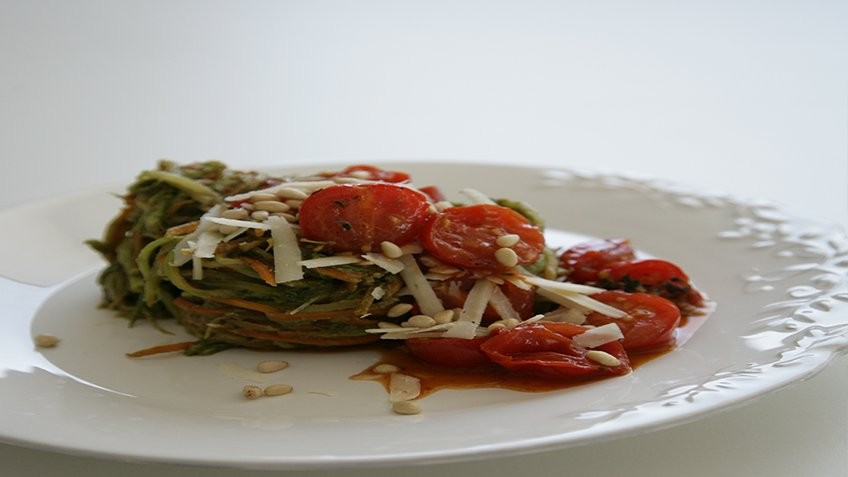 Noodles λαχανικών