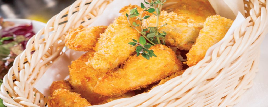 Nuggets κοτόπουλου