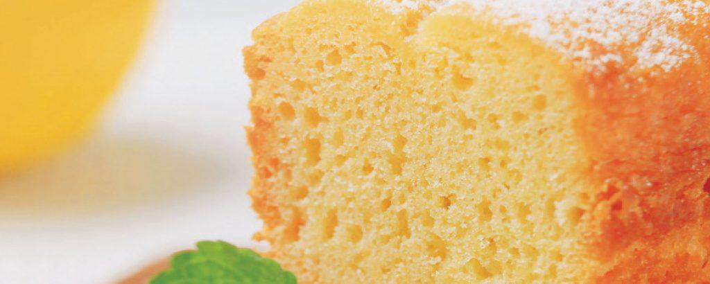 Απλό κέικ με άρωμα πορτοκάλι