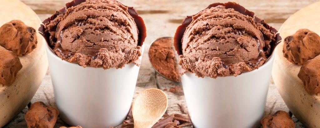 Παγωτό σοκολάτας