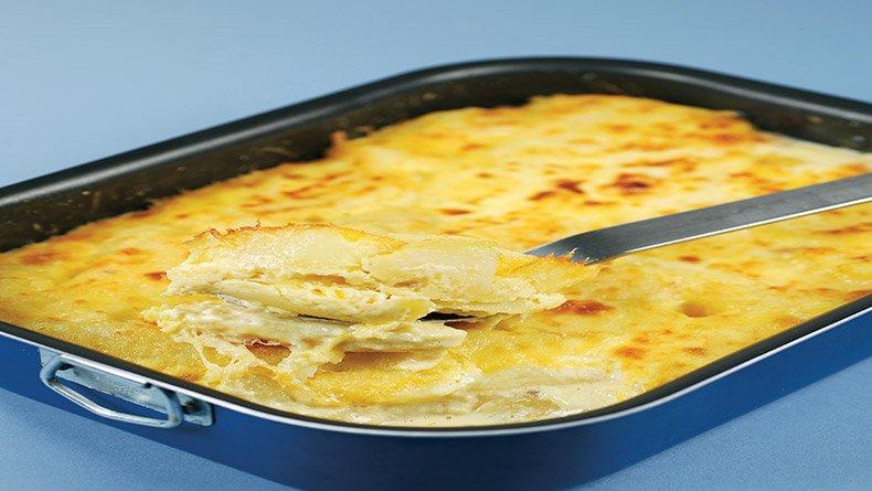 Πατάτες µπουλανζέρ