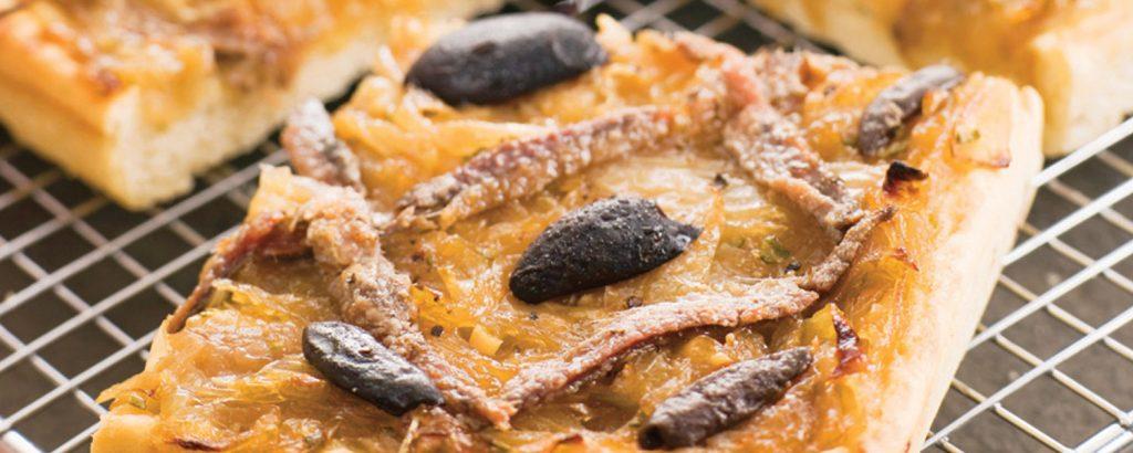 Πισαλατιέρ (Pissaladière)