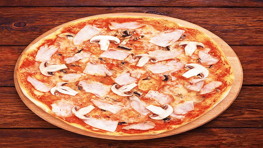 Πίτσα με λίγες θερμίδες