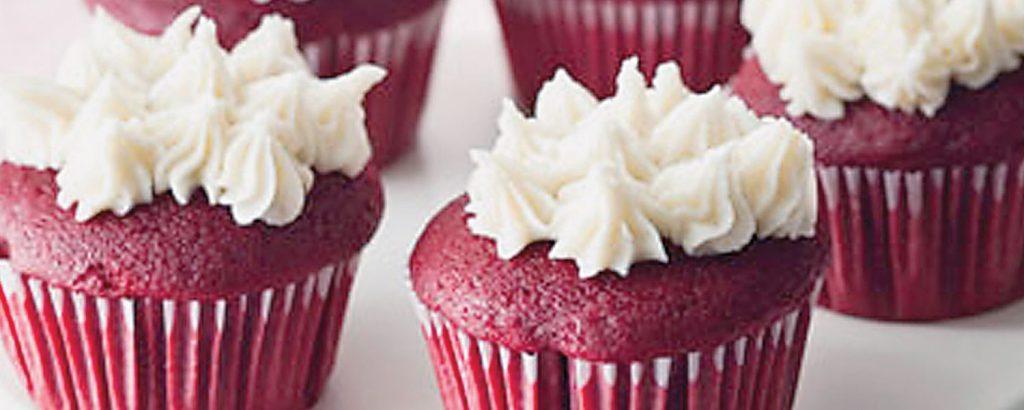 Μικρά κέικ Red Velvet
