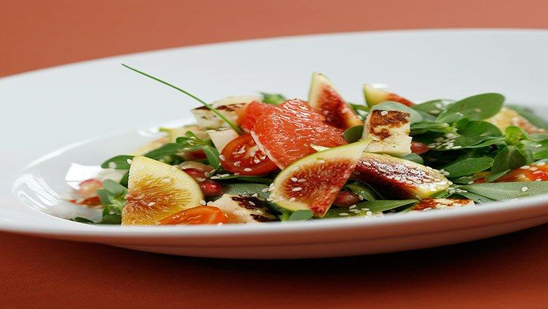 Σαλάτα με γλιστρίδα
