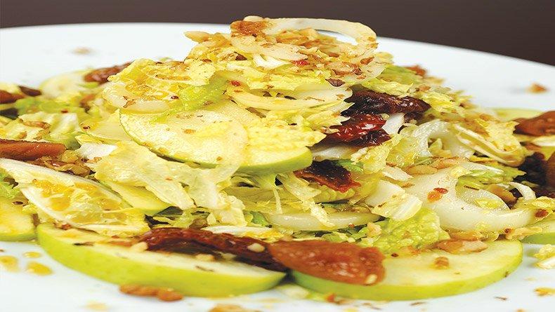 Σαλάτα μήλου