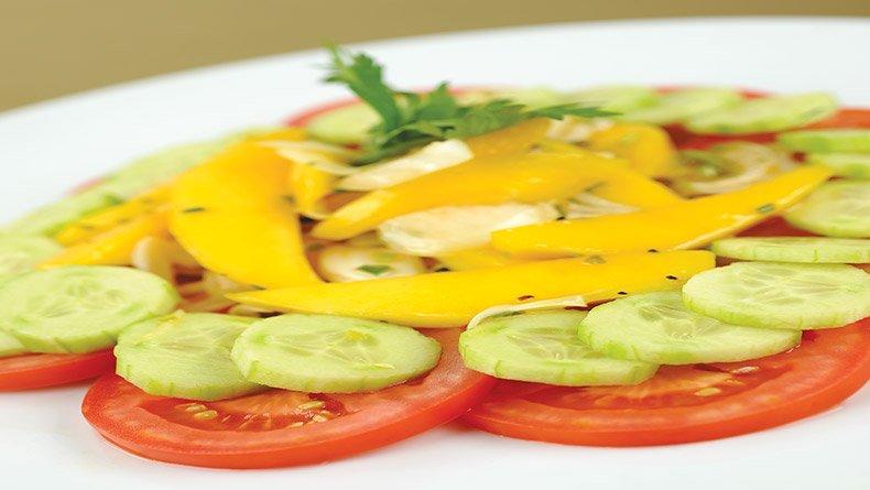 Σαλάτα σάλσα