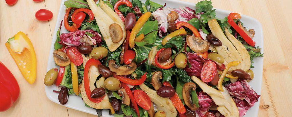 Σαλάτα µε superfood