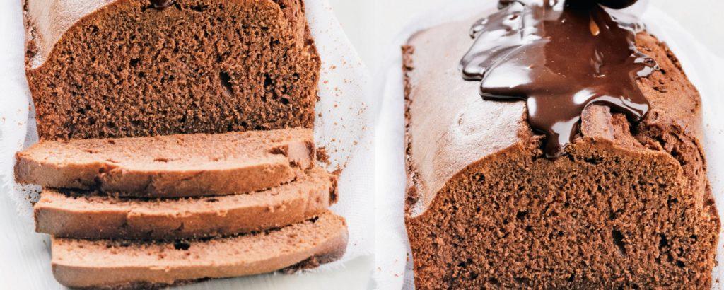 Εύκολο κέικ σοκολάτας