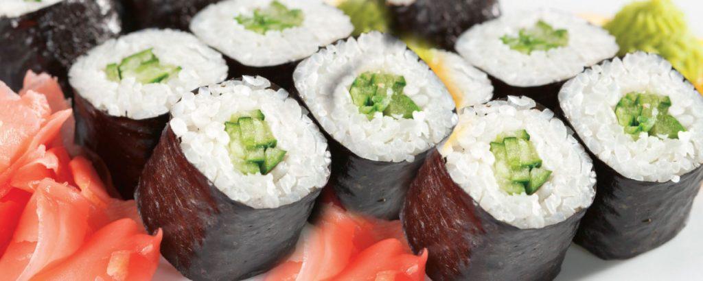 Μάκι σούσι λαχανικών