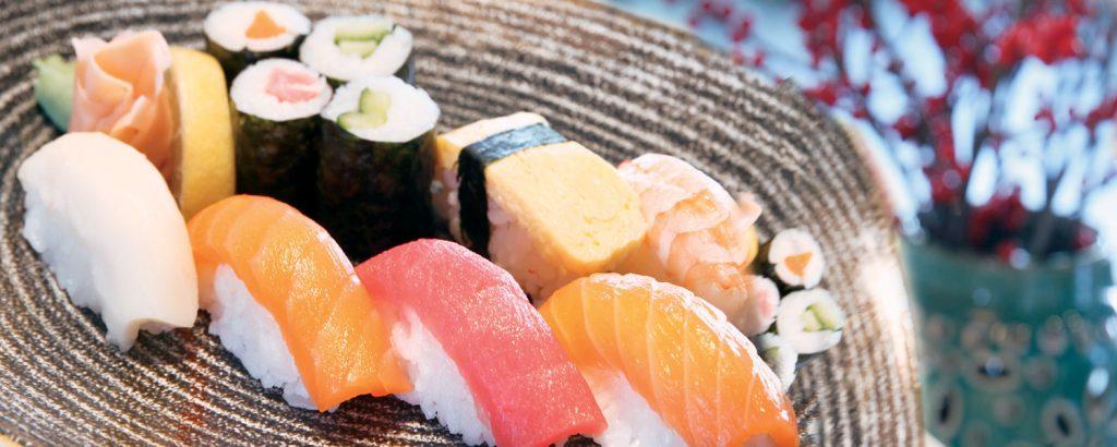 Ποικιλία σούσι