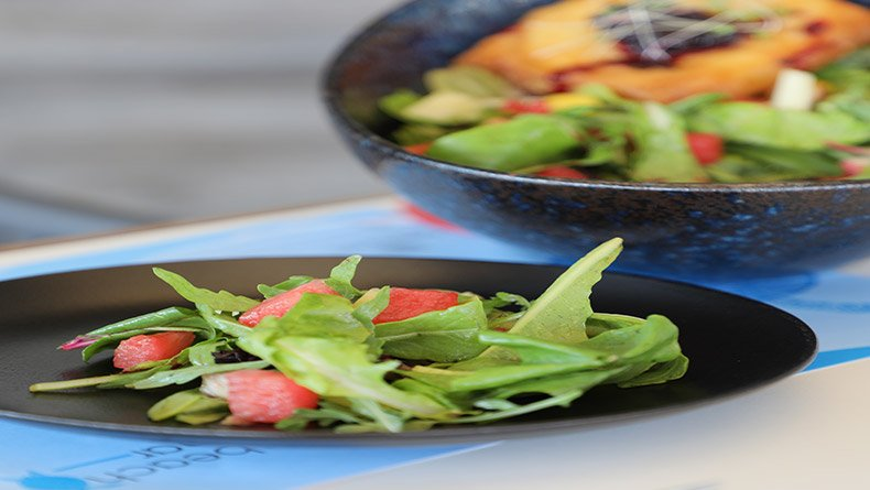 Sunset salad