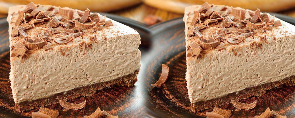 Τσίζκεϊκ σοκολάτας
