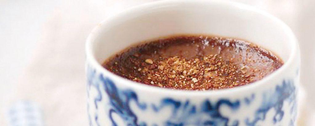 Μικρά βαζάκια με κρέμα σοκολάτας (Petits pots)