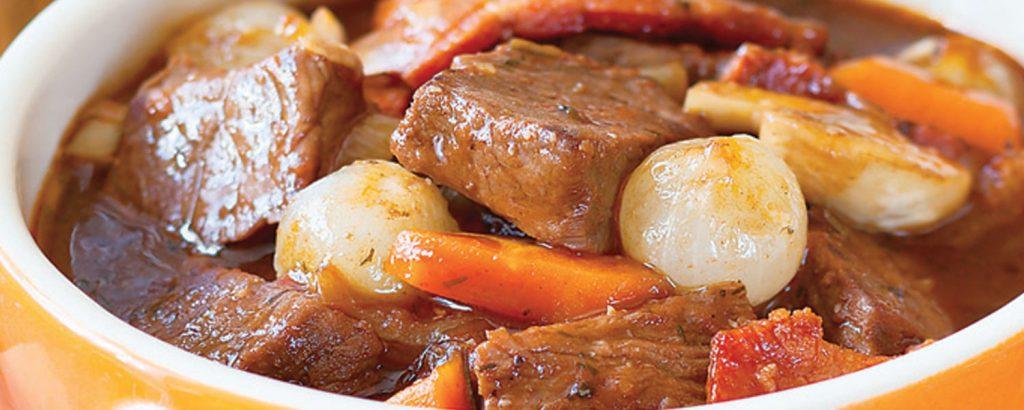 Βοδινό Μπουργκινιόν