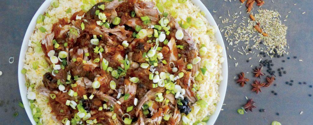 Αρωματικό κινέζικο χοιρινό