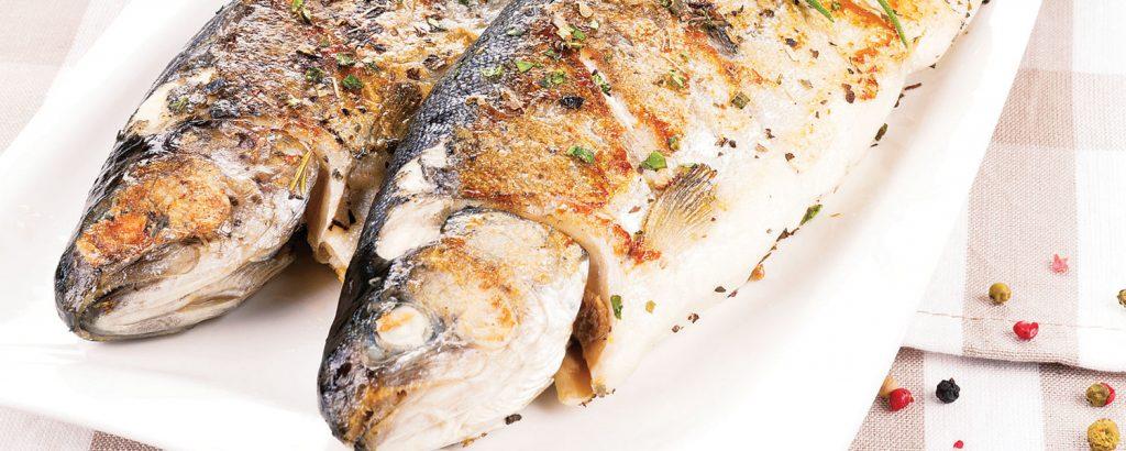 Ψάρι με πατάτες στο φούρνο