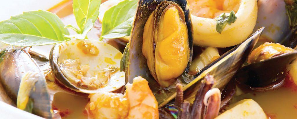 Ψαρόσουπα ιταλική